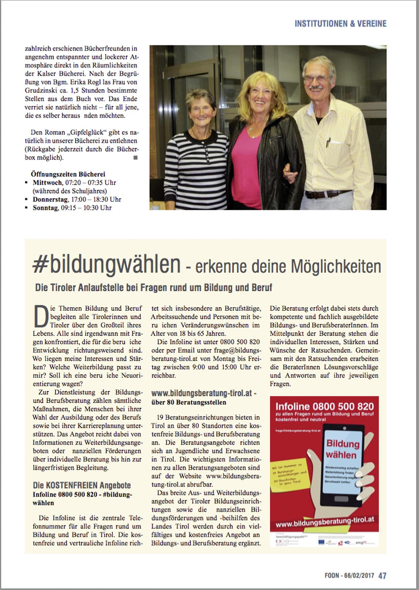 Kals Zeitung FOON, 2/17, 02