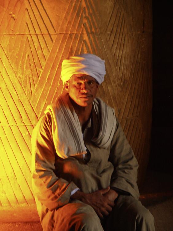 Edfu, Ägypten