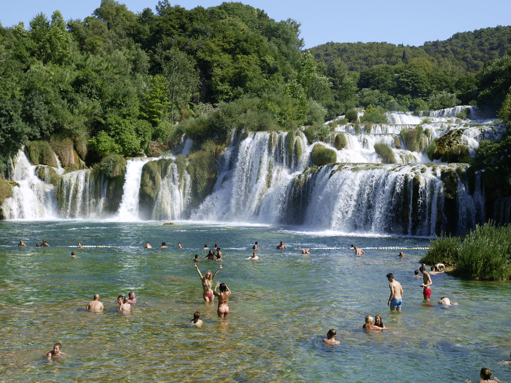 Nationalpark Krka, Kroatien