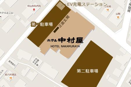 EVステーション地図