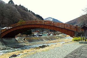 奈良井木曾大橋