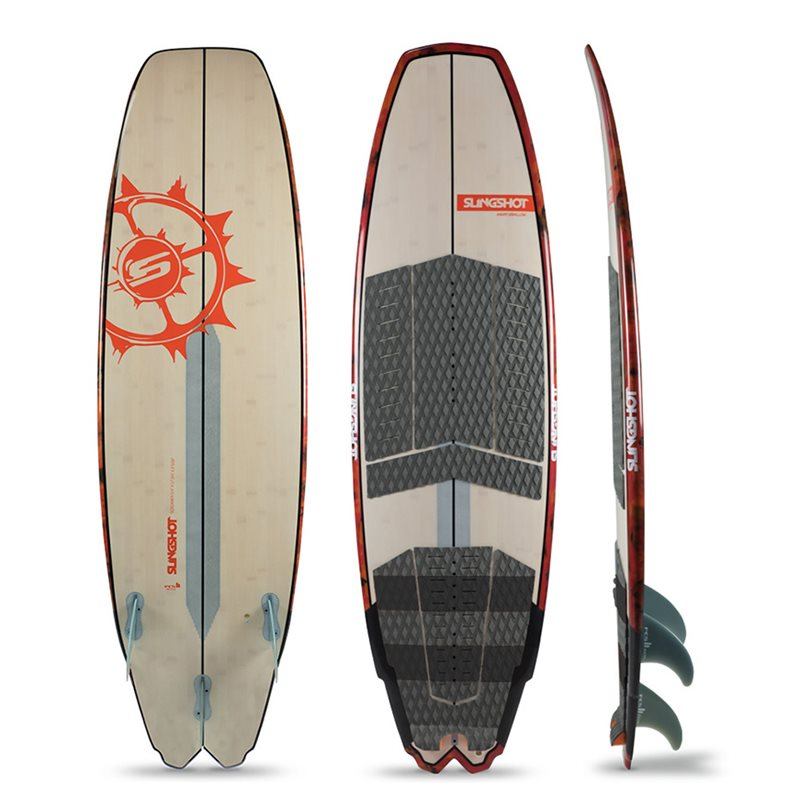 ANGRY SWALLOW SLINGSHOT 2018 SURFBOARD