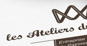 Les Ateliers du Marais - Création du logo