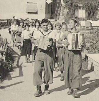 Wanderung Interlaken 1940