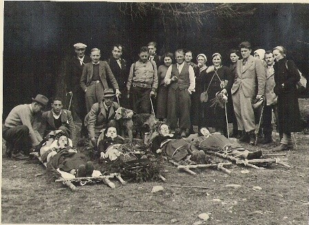 Feldübung Hellela 1940