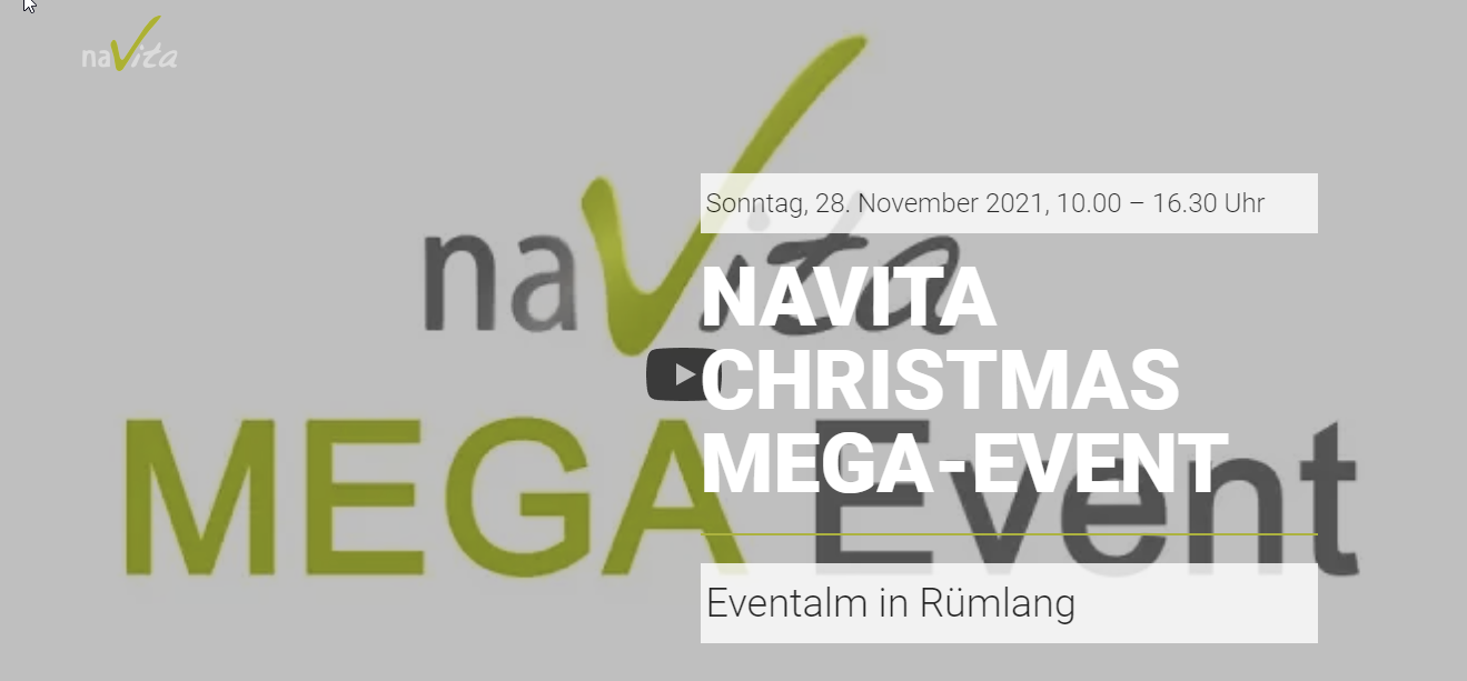 naVita CHRISTMAS MEGA-EVENT