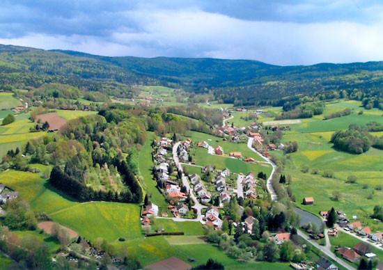Blick auf Ulrichsgrüner Tal