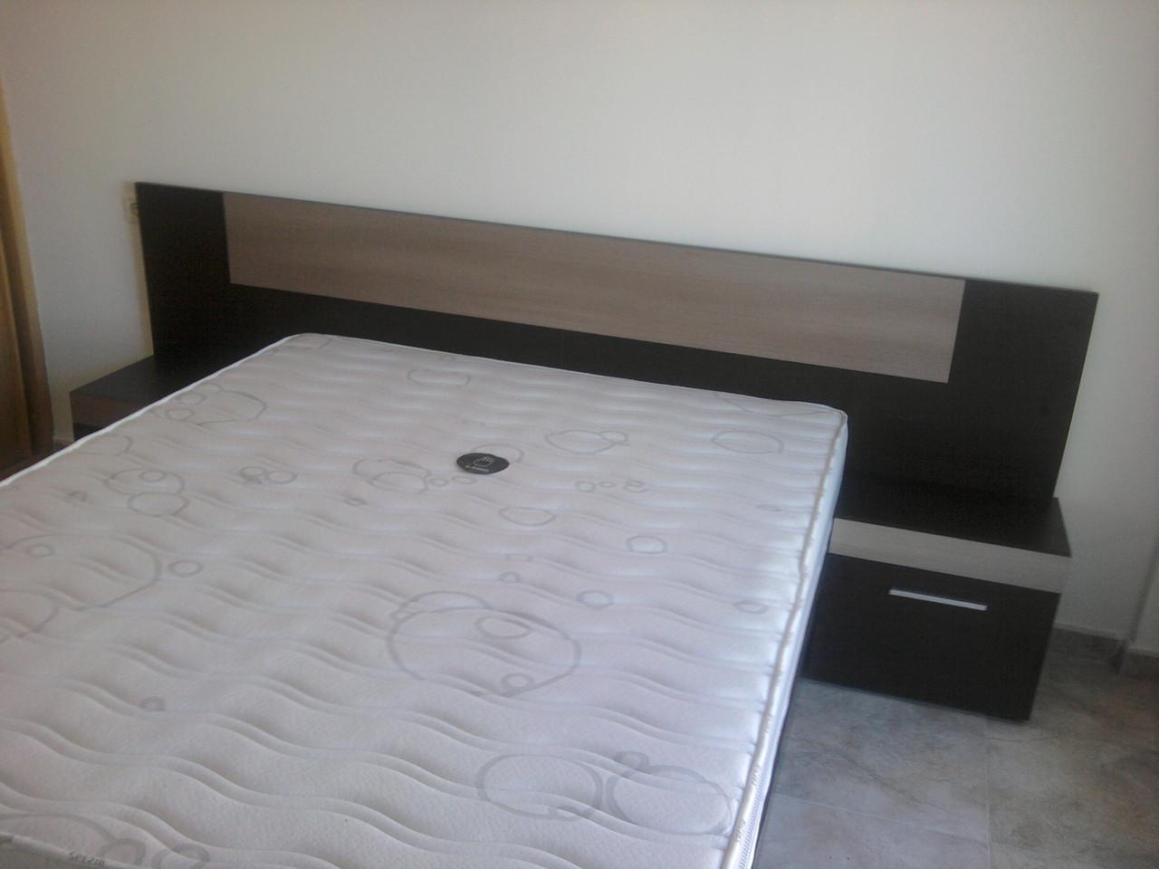Dormitorio en Wengue, moderno .