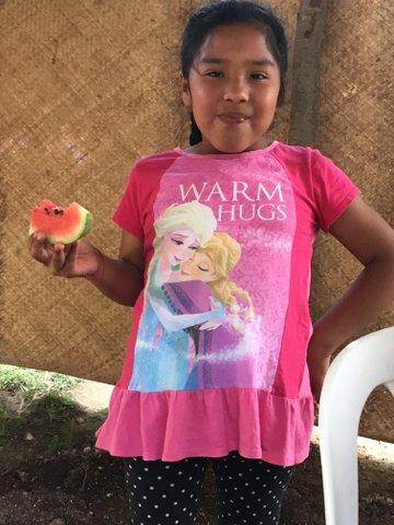 Spendenaufruf für eine wichtige Operation von Valeria, Guatemala
