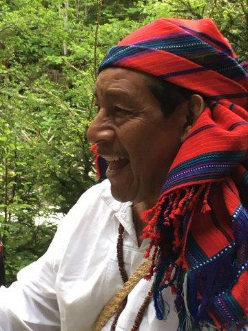 Tata Juan, Mayaältester Guatemala