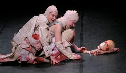 La cause Antigone Photo Pascal Gély