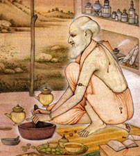 Caraka Muni  Founder of Ayurveda