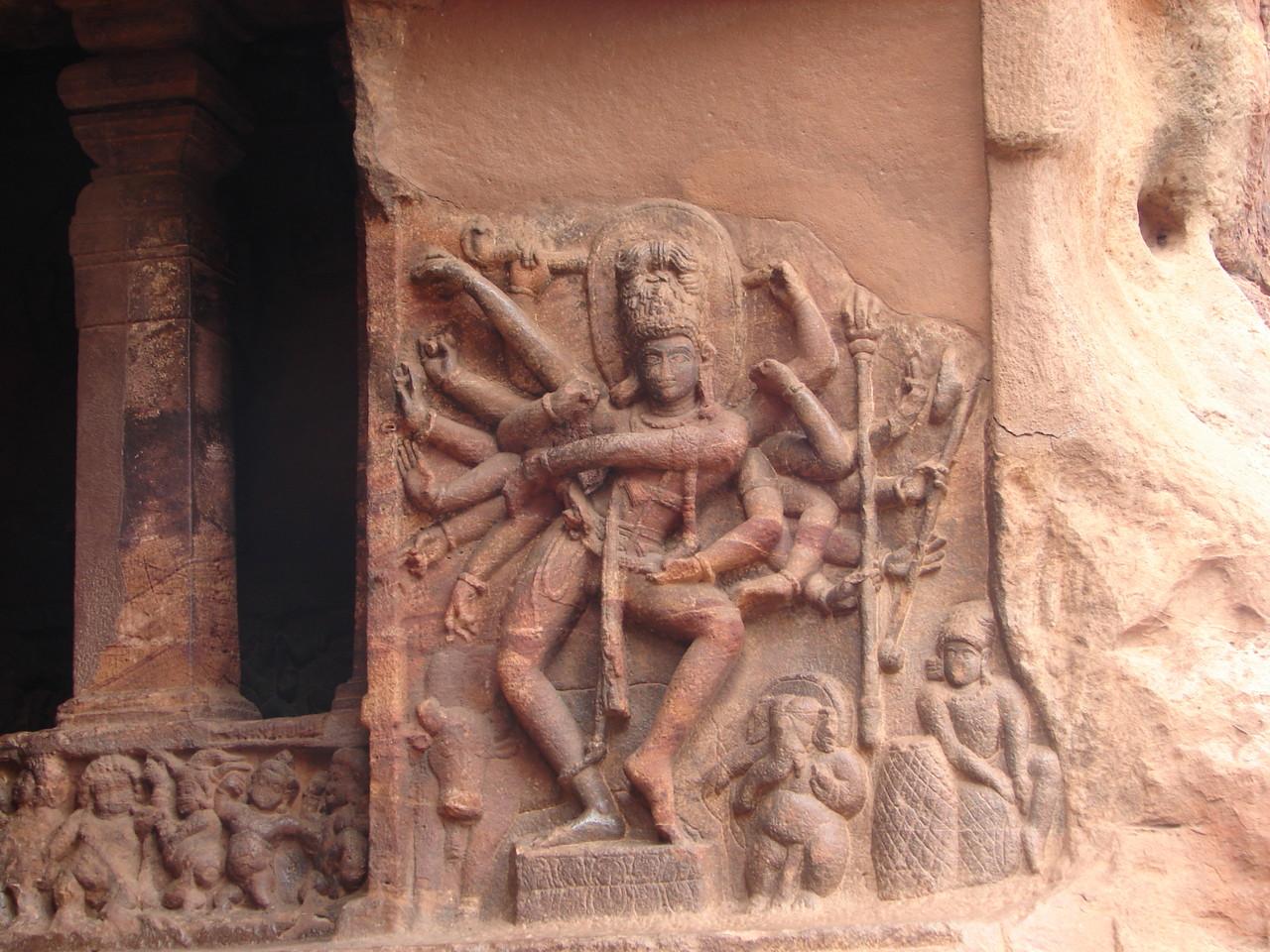 Badami - Shiva Tempel
