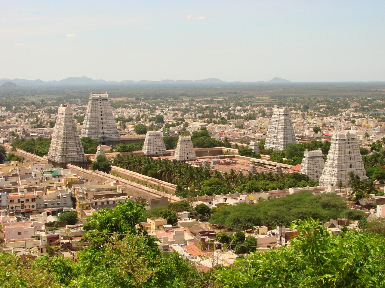 Tiruvannmalai (Arunchala)