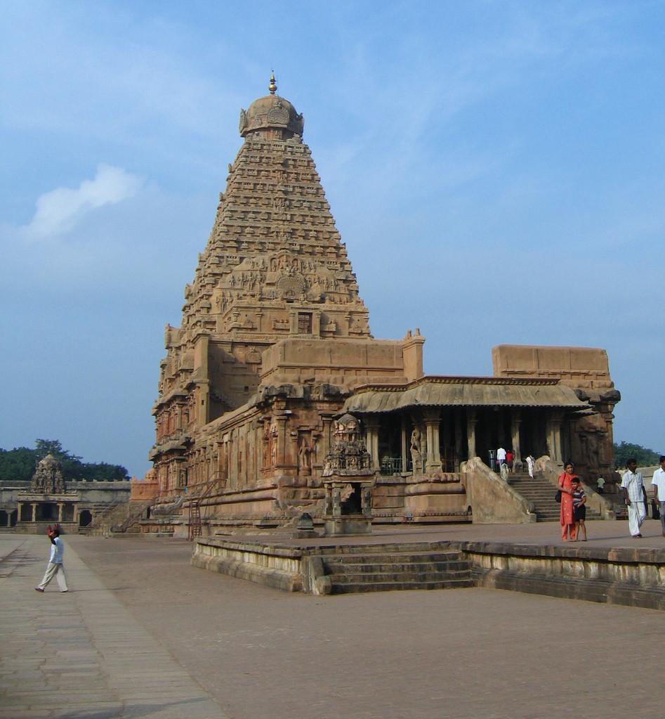 Thanjavur - Brihadisvara Temple
