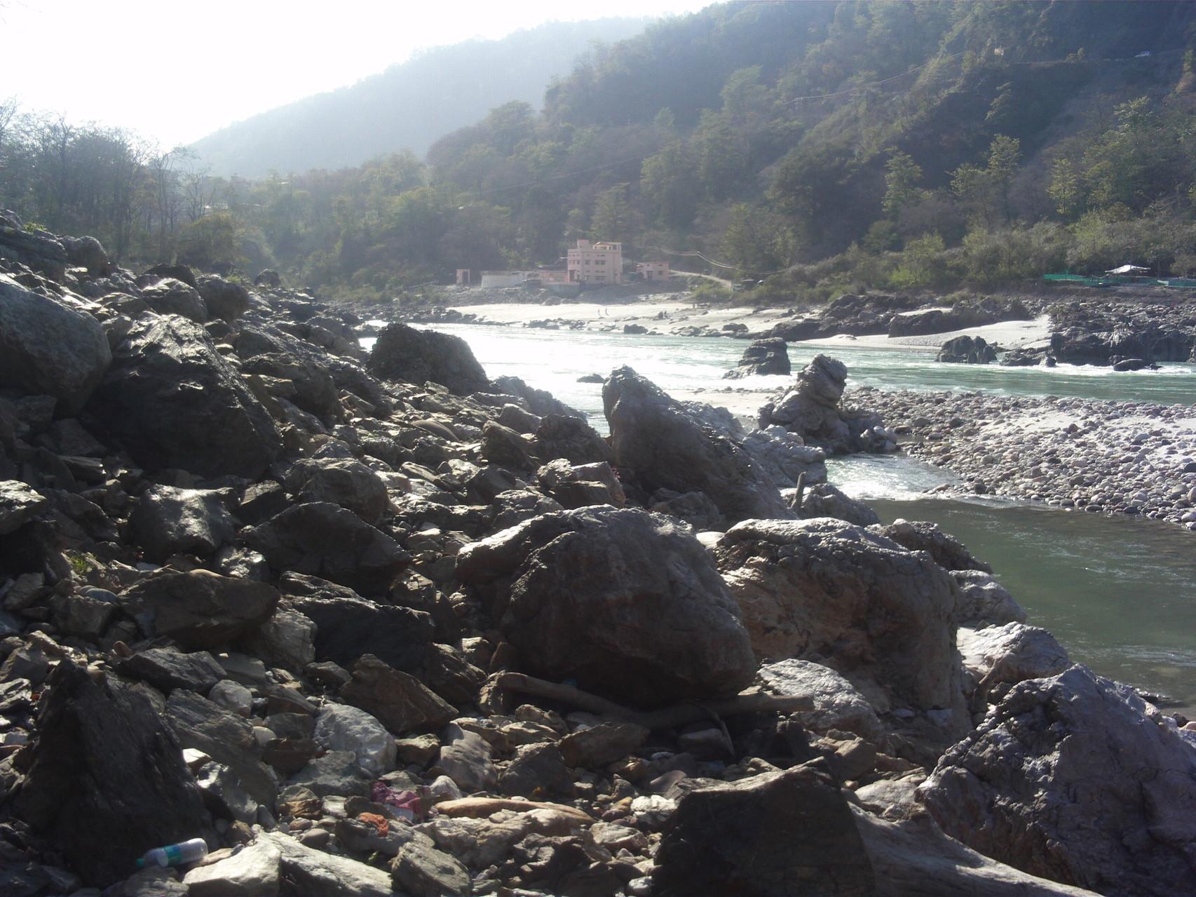 Ganga-Shore