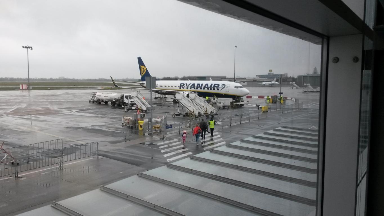 Abflug Bremen mit Ryanair