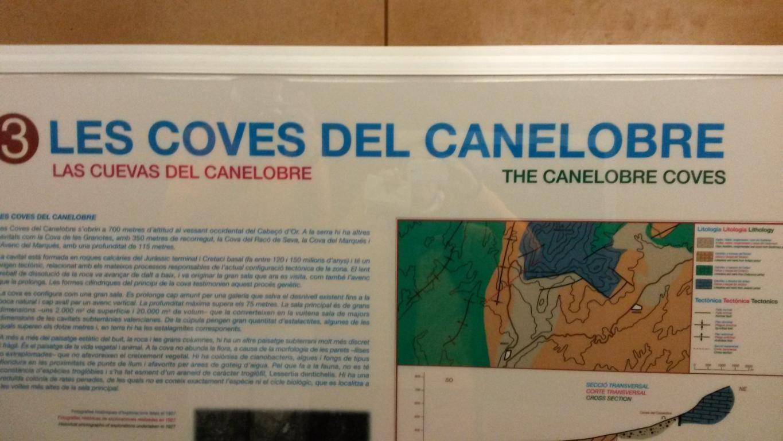 Cueva Candelobre 01.04.2016