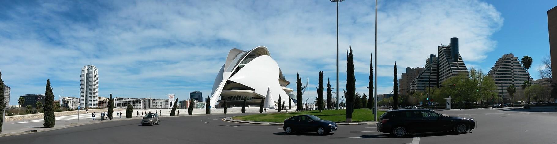 Stadt der Künste und Wissenschaften