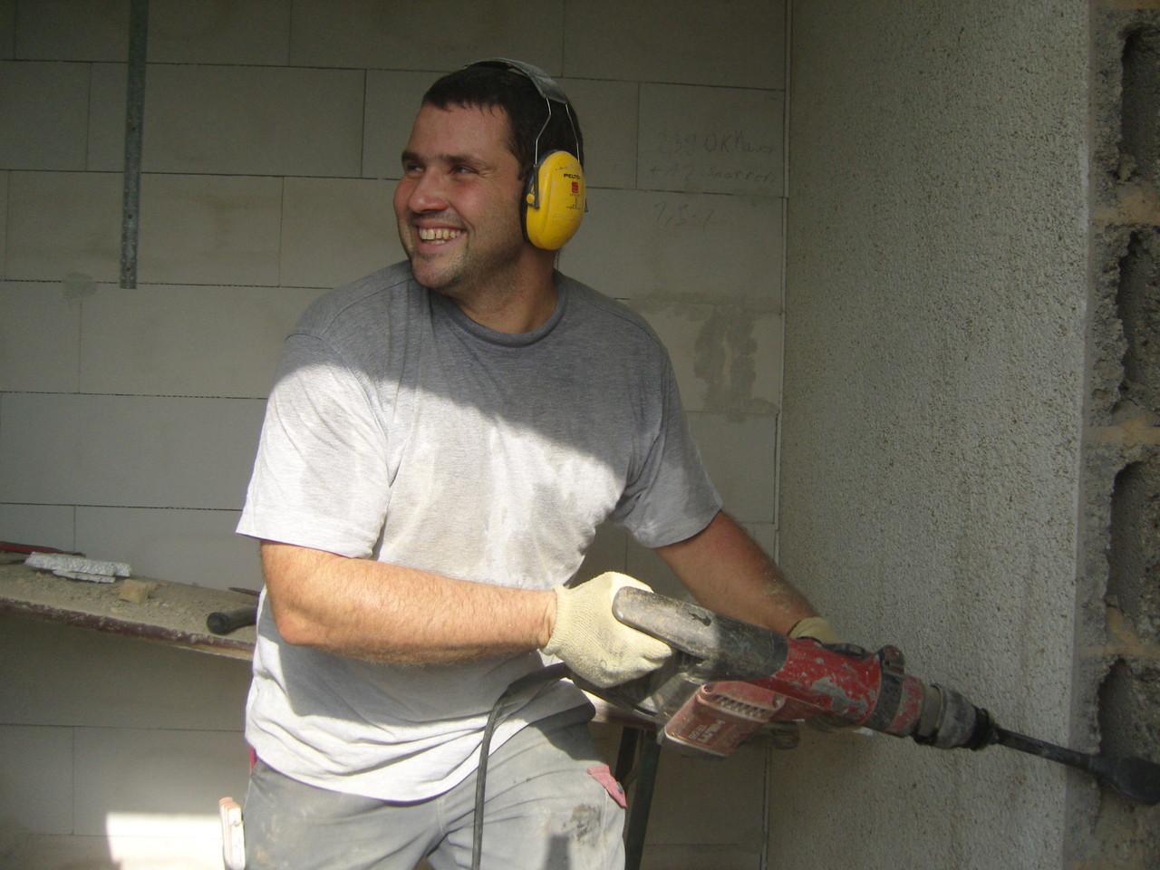 Arbeitseinsatz - 09.10.2010