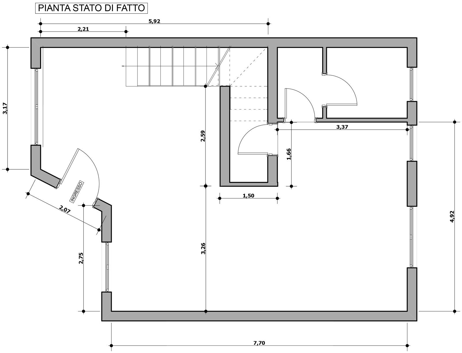 Arredare il soggiorno sfruttando un mobile SOTTO SCALA ...