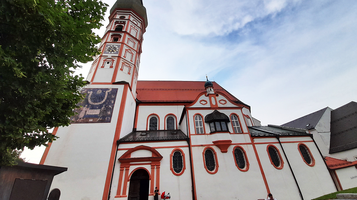 Kloster Andechs am Ammersee
