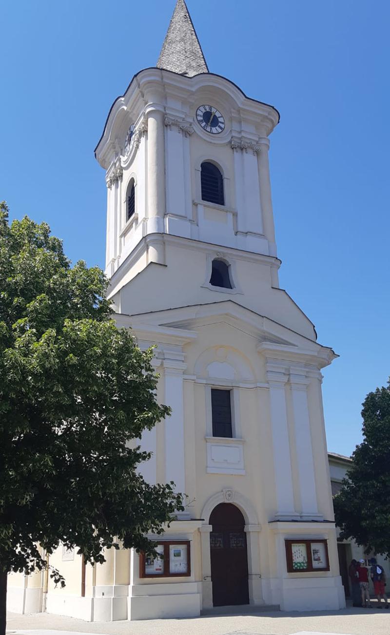 Kirche Podersdorf