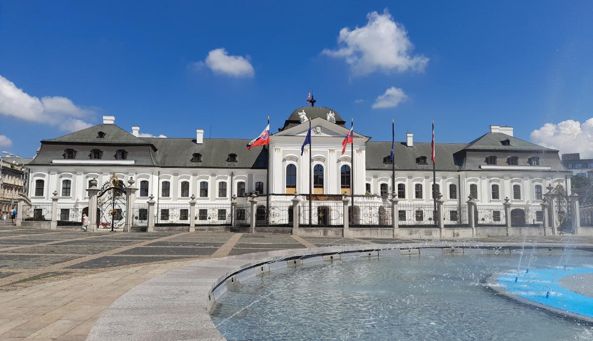 Palais Grasselkovich