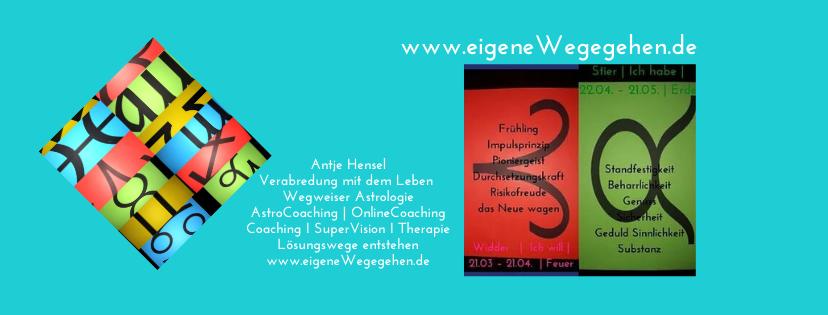 Antje Hensel Praxis für systemische Psychotherapie & Astrologie