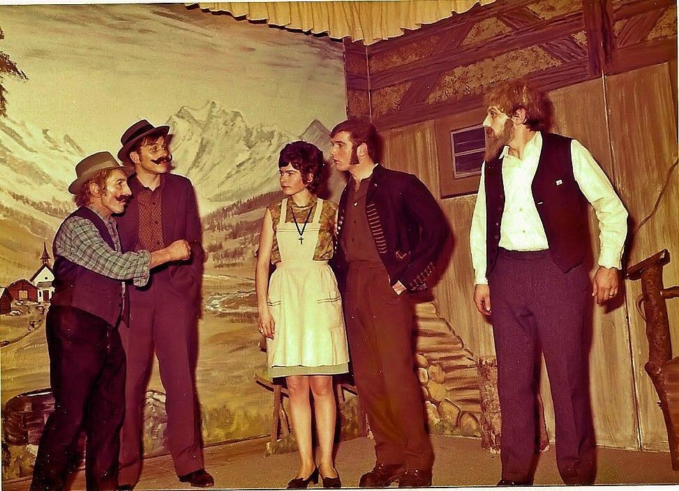 De Wildhüeter vo Gschteig, 1973