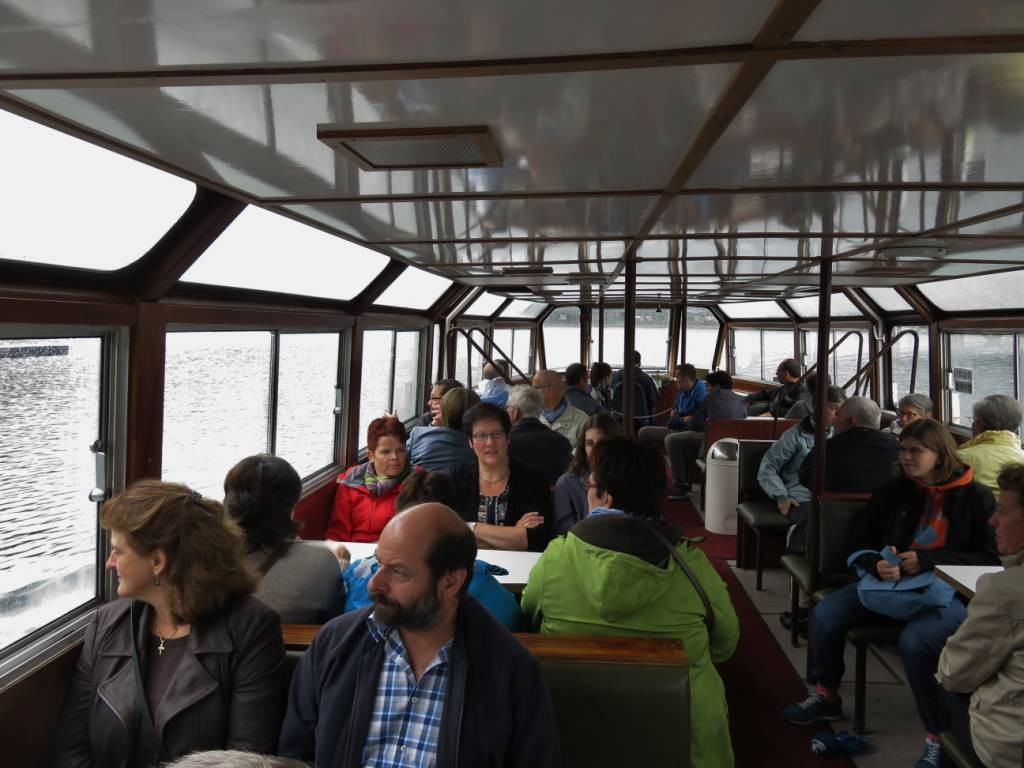 Schifffahrt auf Titisee