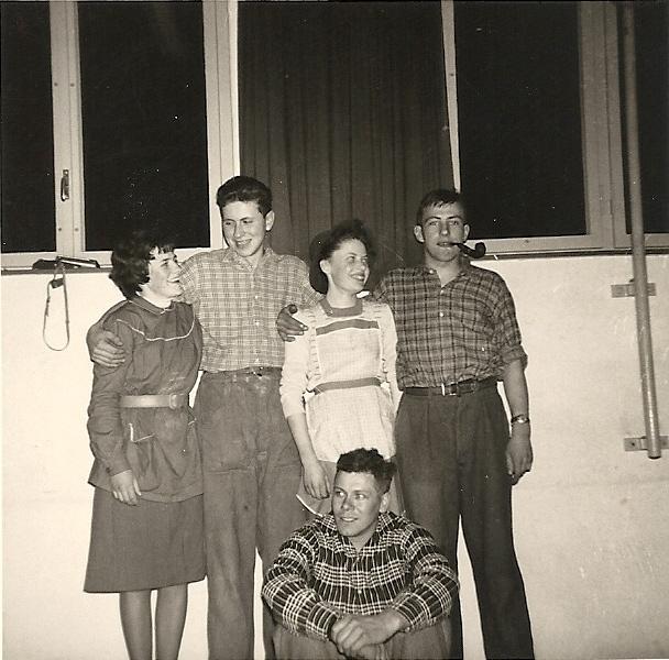 Dur d'Schicksalsmühli, 1962