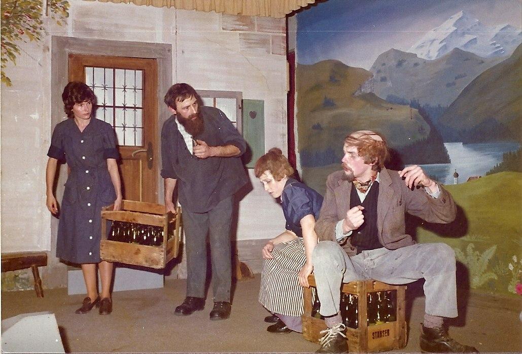 Der bösGeischt uf de Breiti, 1976