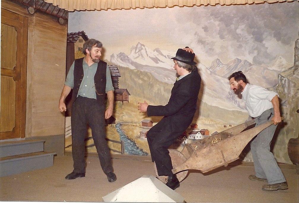 Wätter über Obertal, 1975