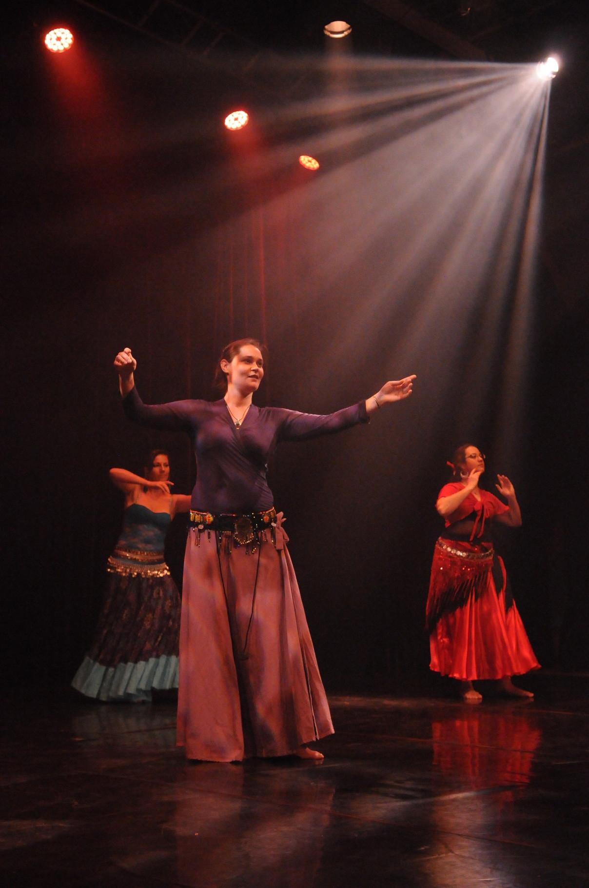 Spectacle Danse et Arts Vivants Téléthon 2014 (Photos Yannick Letoqueux)