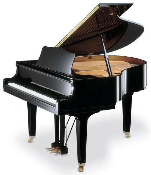 現代のピアノ