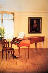 モーツァルトが好きだったワルターのピアノ(ウィーン式)
