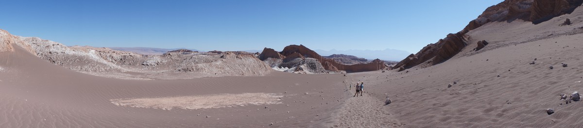... désertiques !