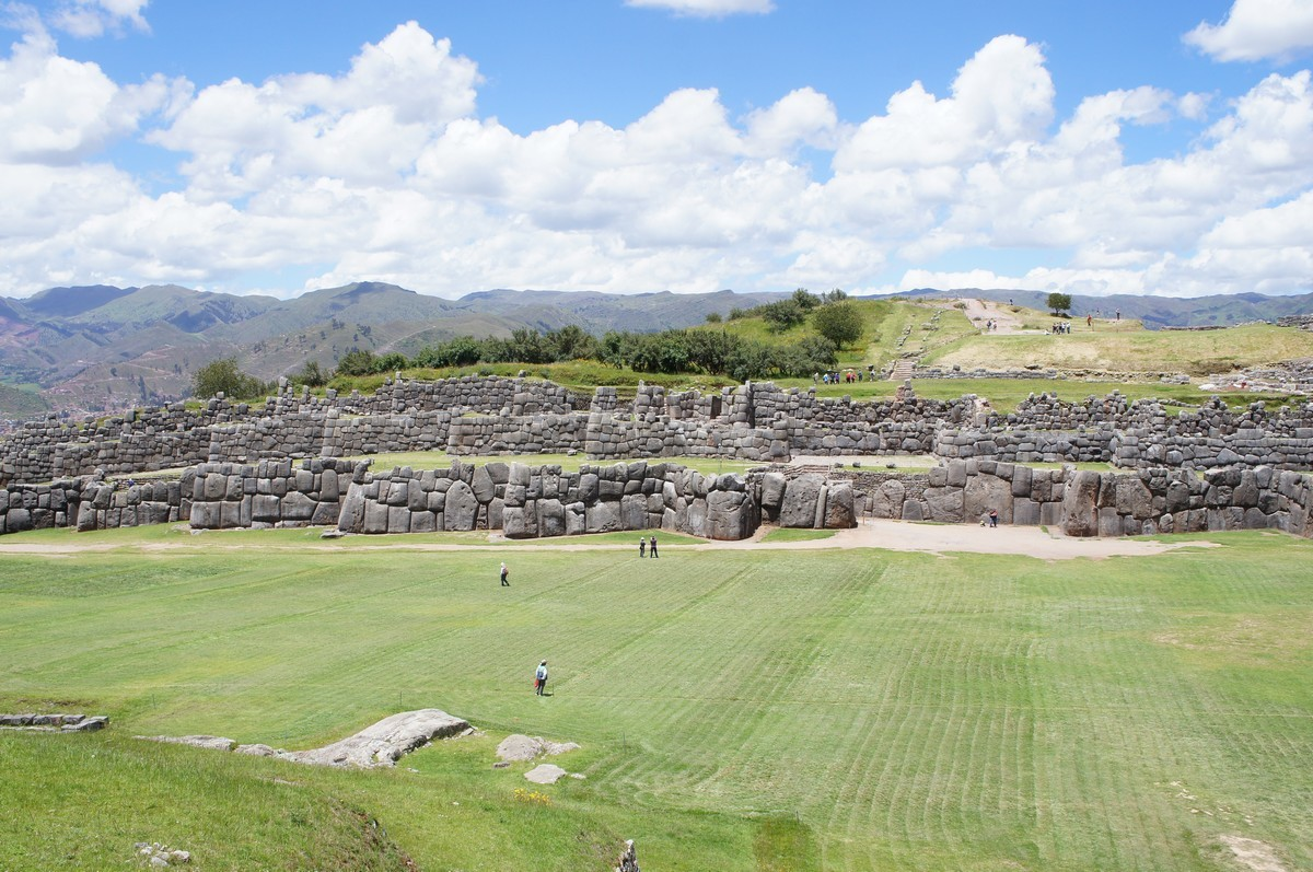 Sacsayhuaman, ancienne forteresse inca