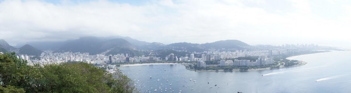 La baie de Rio