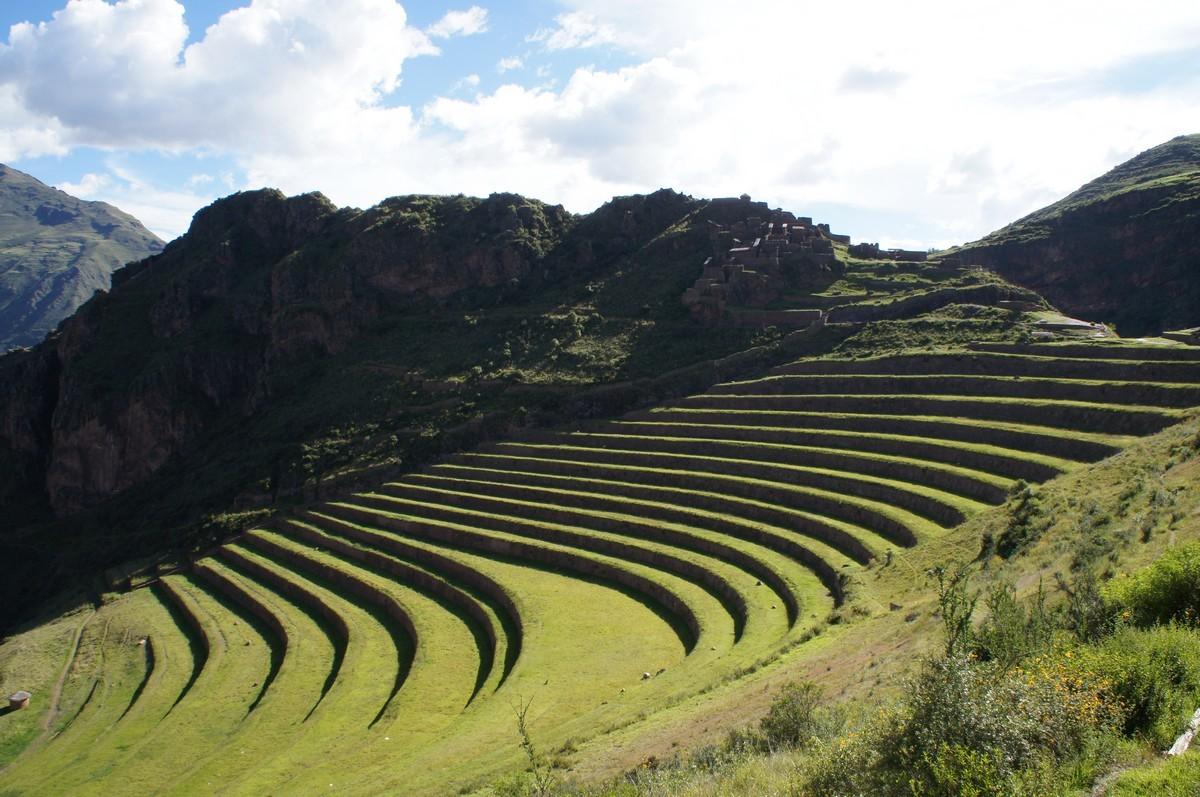 Terrasses de Pisac