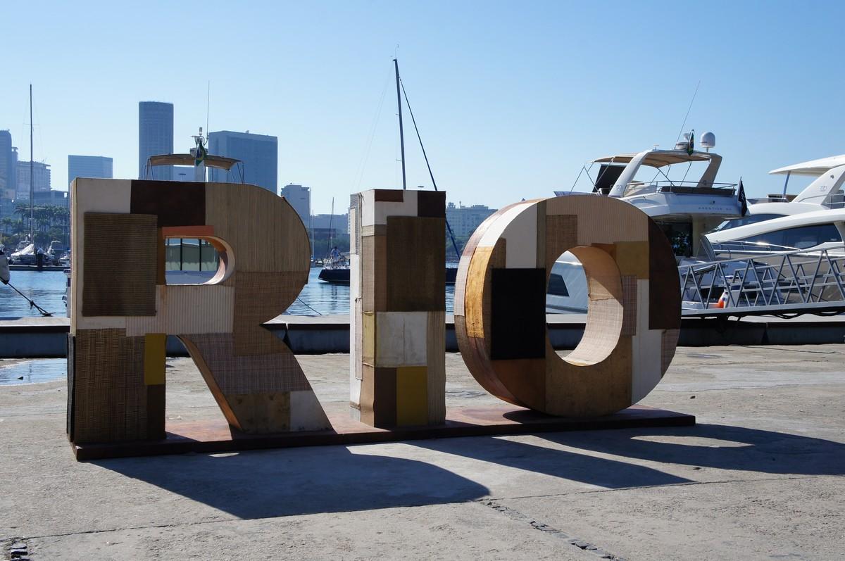 Si tu vas à Rio ...