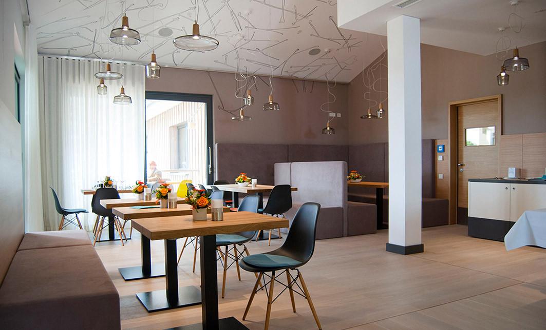 Hotels und Gastronomie