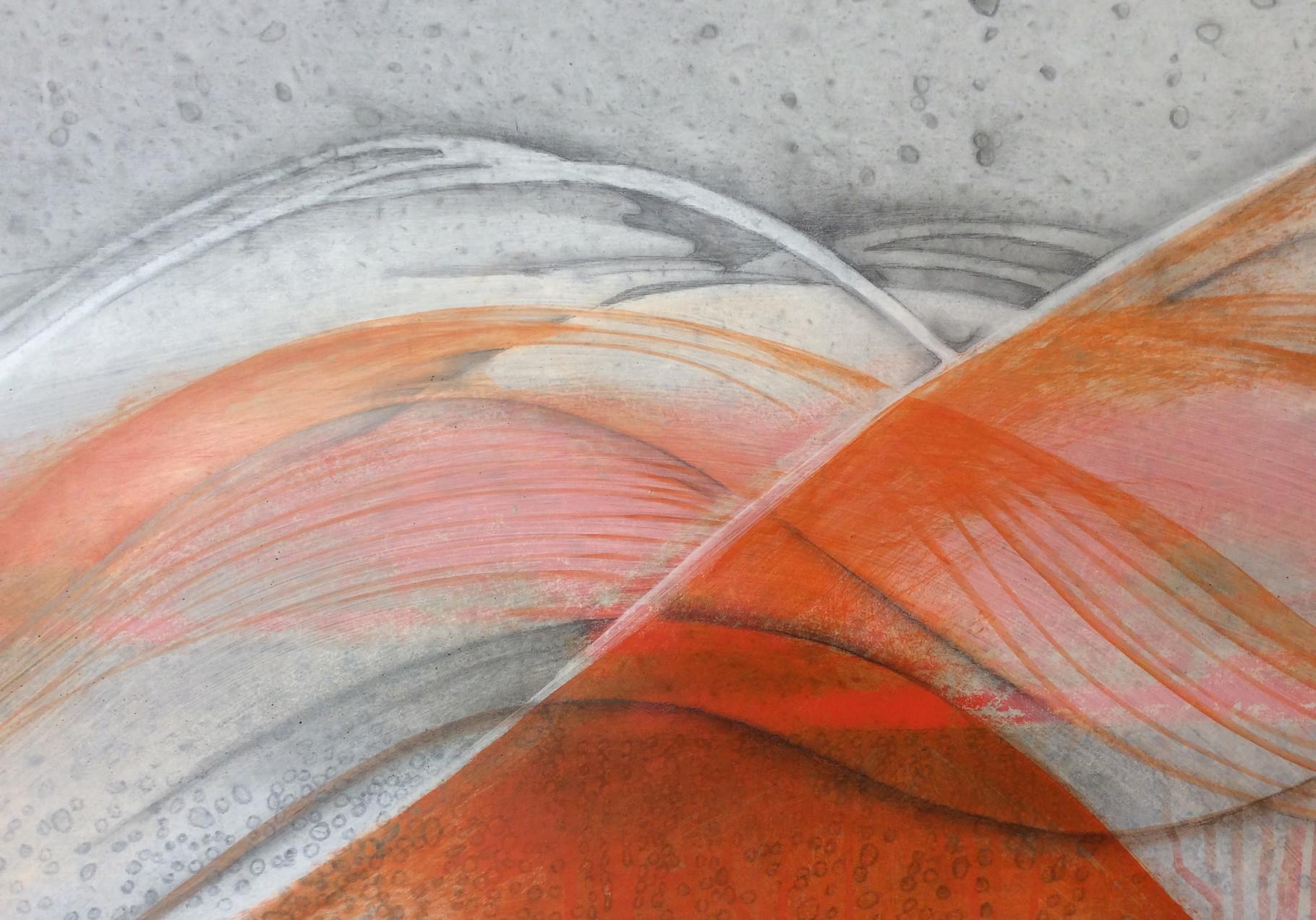 Wandmalerei - Detail