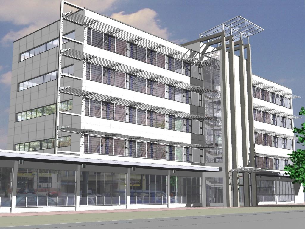 Fassadensanierungen und -umgestaltung