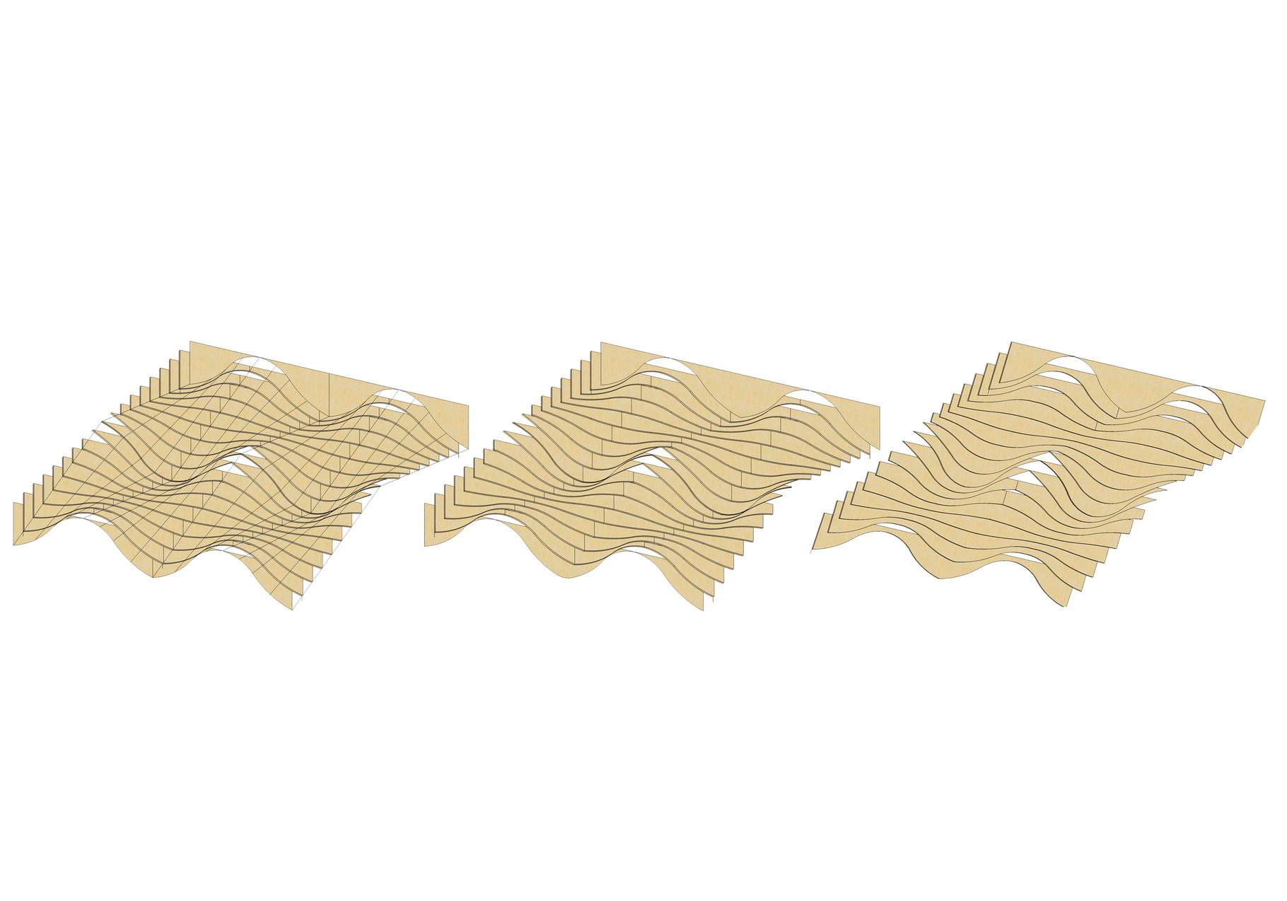 Decke - Formentwicklung