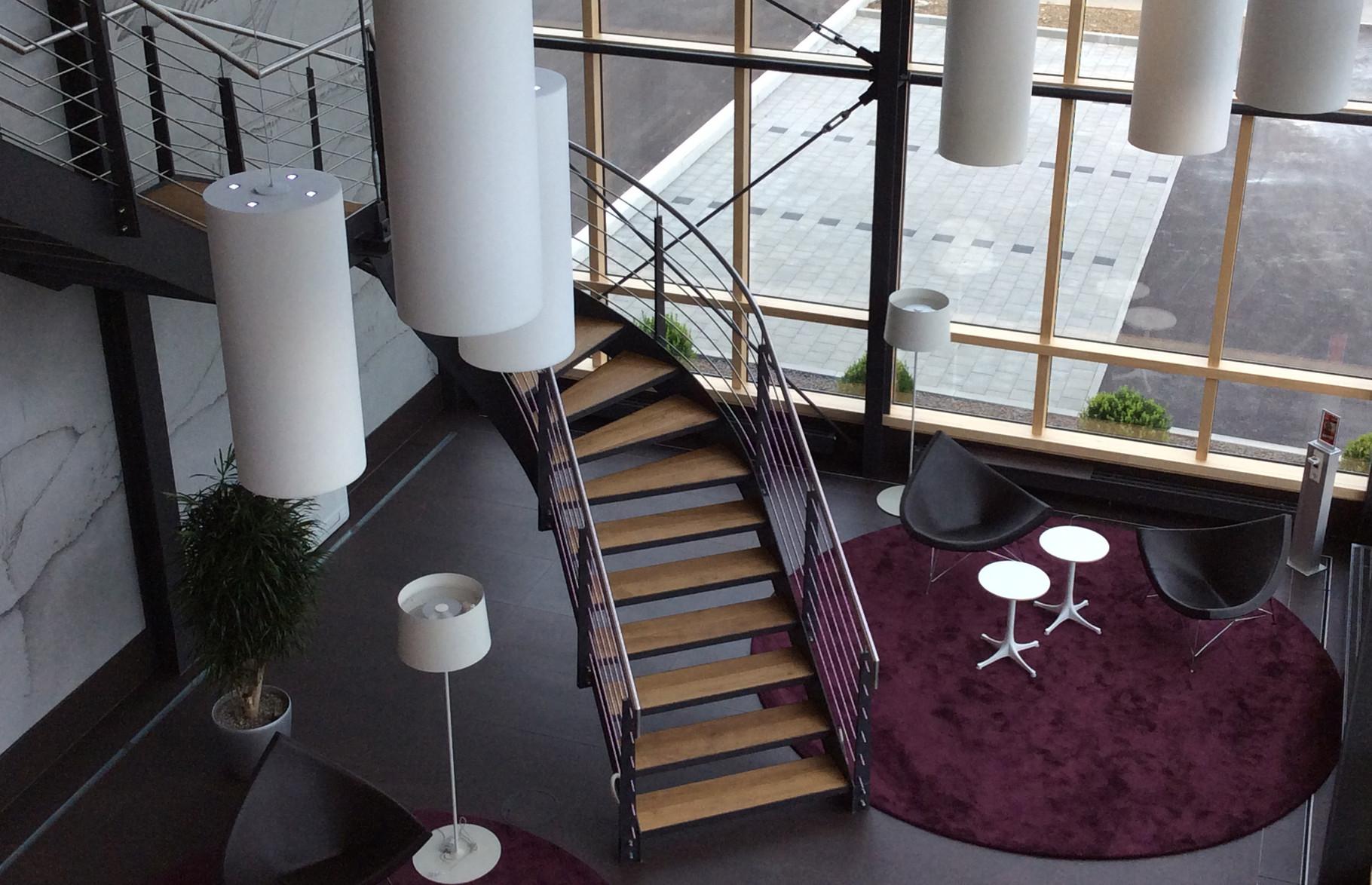Innenraumgestaltung Gewerbebauten