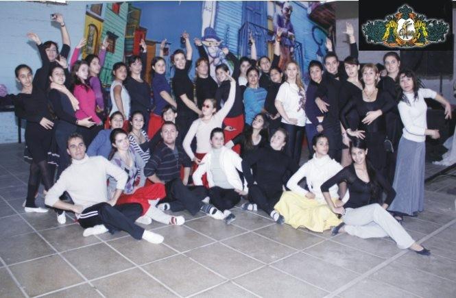 seminario de SIBILA - Expodanzachacociad 2010