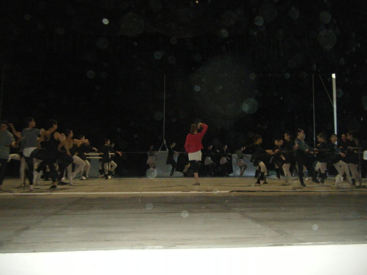 bailarinas participantes curso Expodanzachacociad 2012