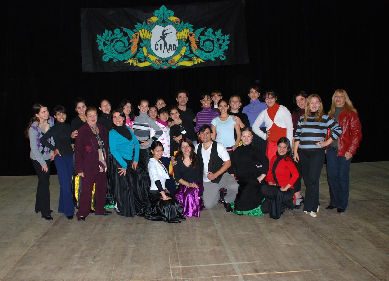 Seminario flamenco de NESTO SPADA -2009